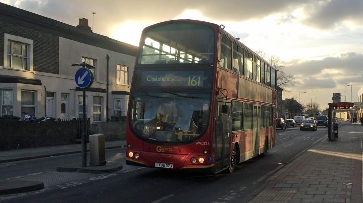 161 bus