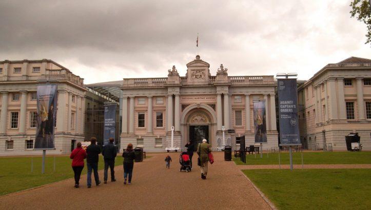 National Maritime Museum (photo Verity Cridland)