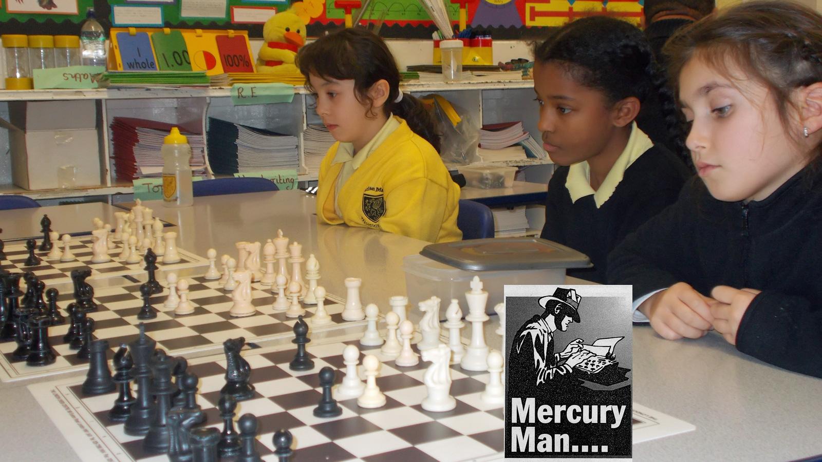 Meet the Charlton chess king sharing his skills in schools