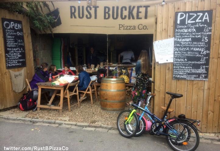 Rust Bucket Pizza Co