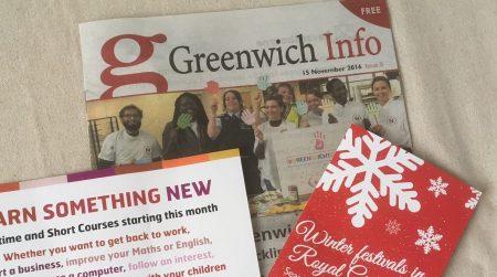 Greenwich Info
