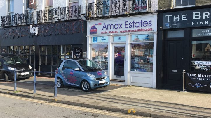 Amax Estates, Gravesend
