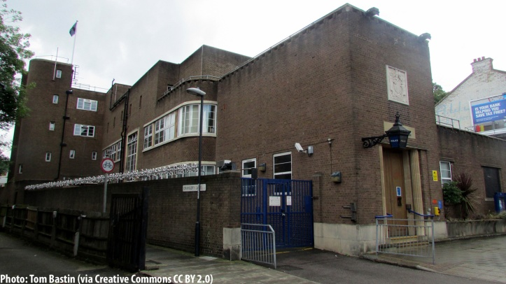Eltham Police station