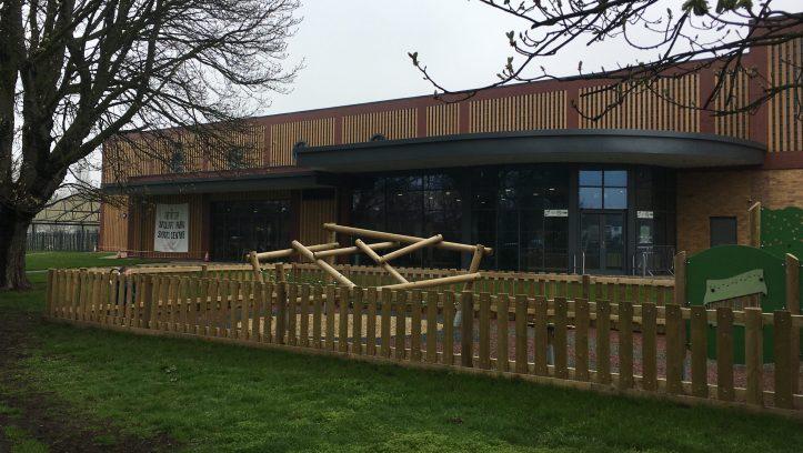 Sutcliffe Park leisure centre