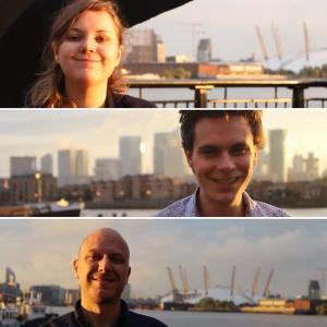 Jenny Murphy. Matt Browne and Dan Garrun