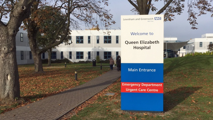 Queen Elizabeth Hospital, Woolwich