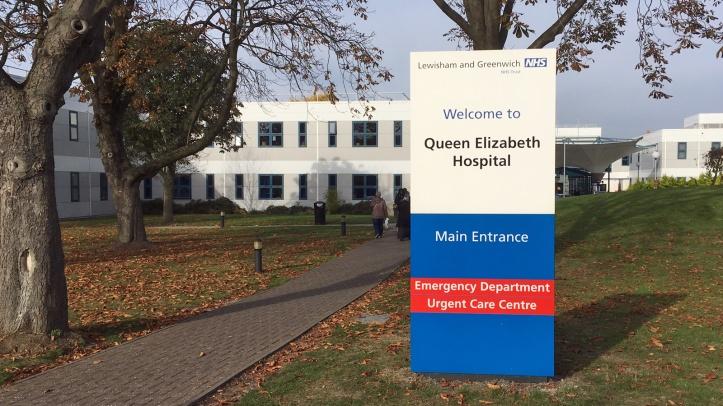 Queen Elizabeth Hospital, Woolwich