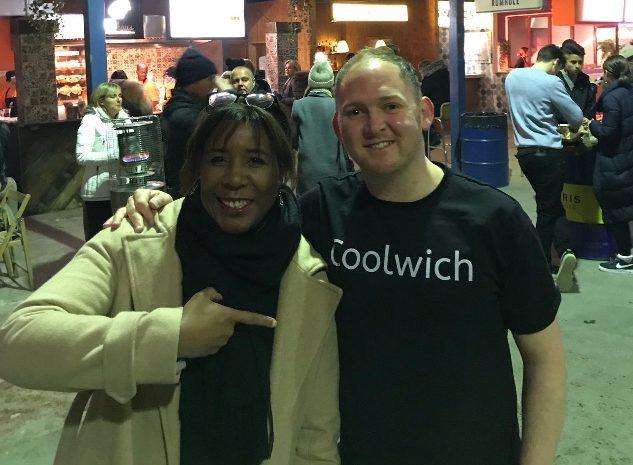 Denise Scott-McDonald and Danny Thorpe
