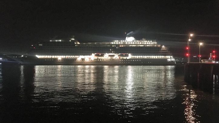 Viking cruise liner