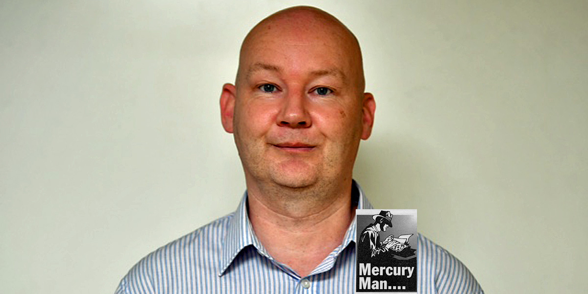 Mercury Man: The sports reporter who became a hypnotherapist