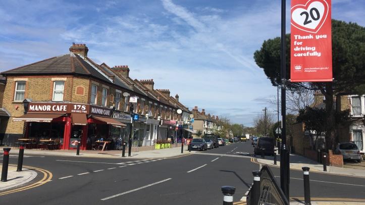 Manor Lane, Lee