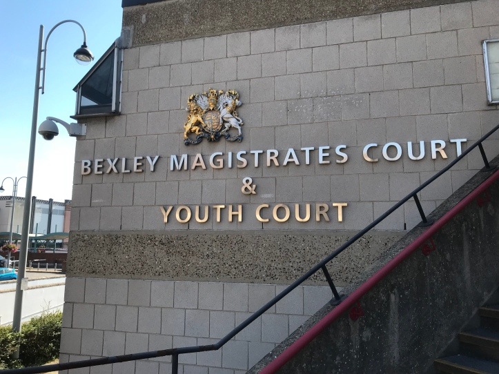 Bexley Magistrates Court
