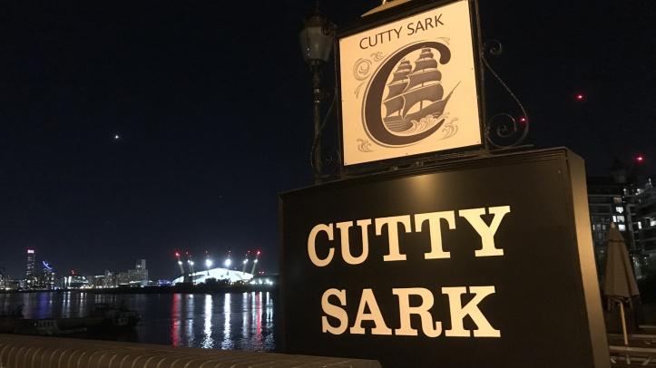 Cutty Sark pub