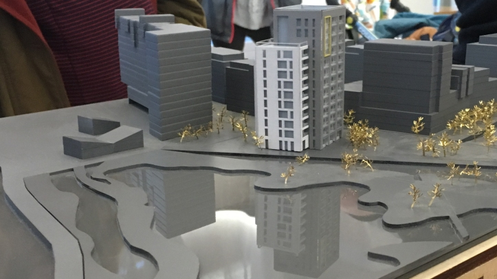 Greenwich Millennium Village plans