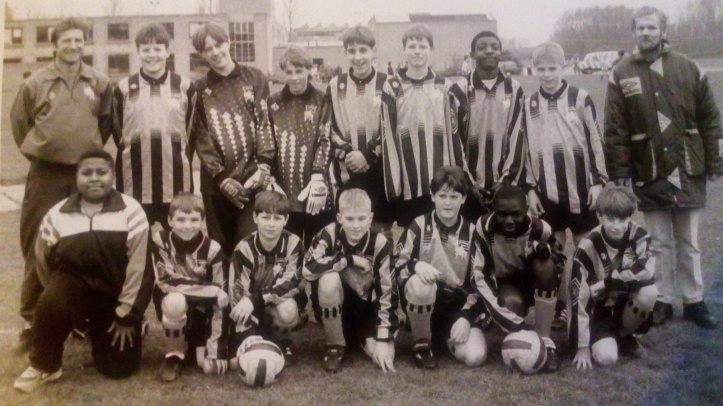 St George's (Orpington) team photo