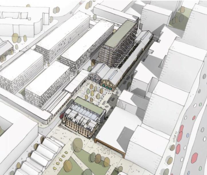 Royal Arsenal development