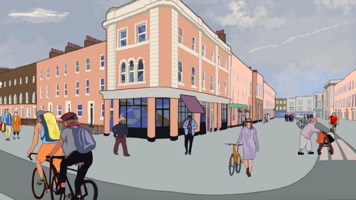 Greenwich plans