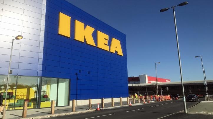 Greenwich Ikea
