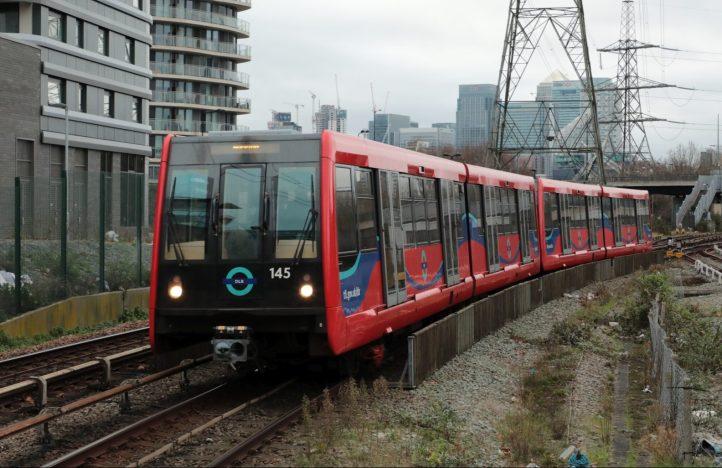 DLR train