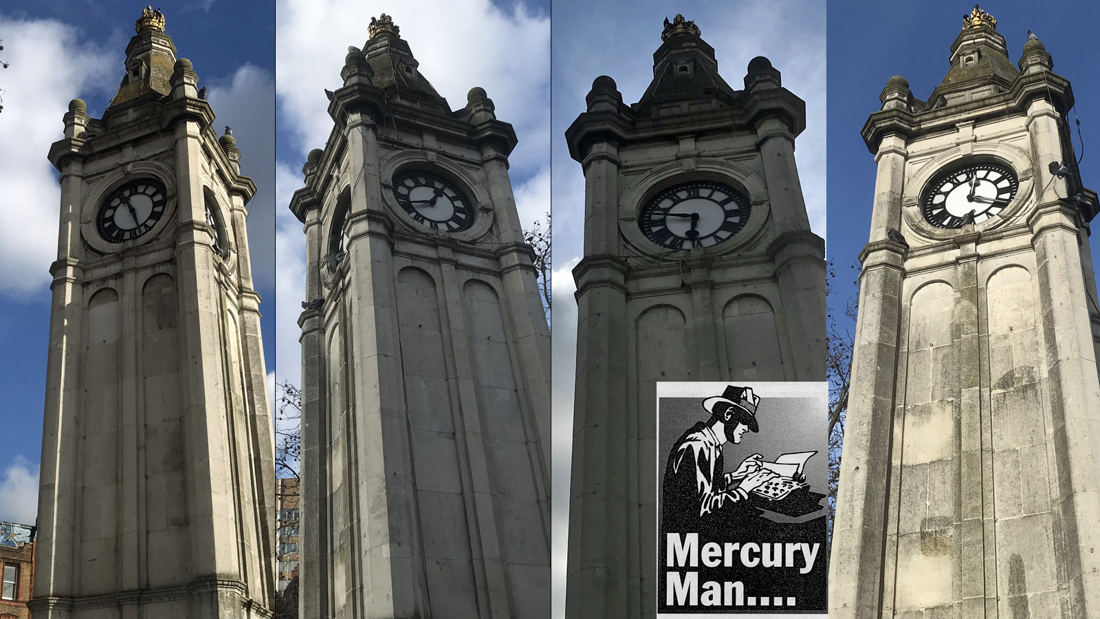 Show some love for Lewisham – get its clock tower working again