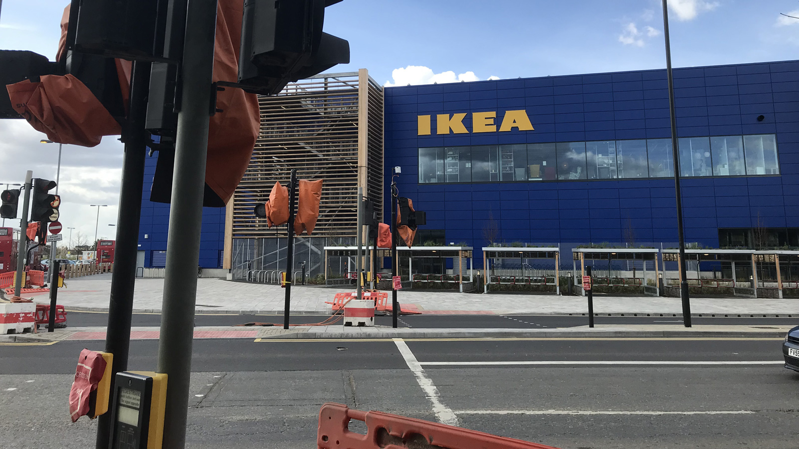 Greenwich Ikea car park plan 'made traffic worse', TfL says