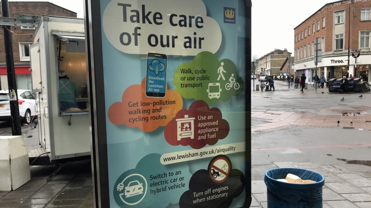 Lewisham Council advertisement