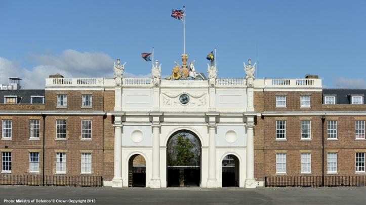 Woolwich Barracks © Crown Copyright 2013