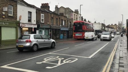 Trafalgar Road