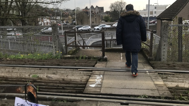 Angerstein crossing